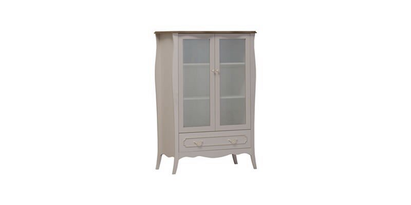 RIENA Wide Display Cabinet