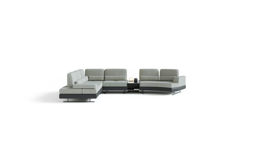 MONY MOON Corner Adjustable Sofa