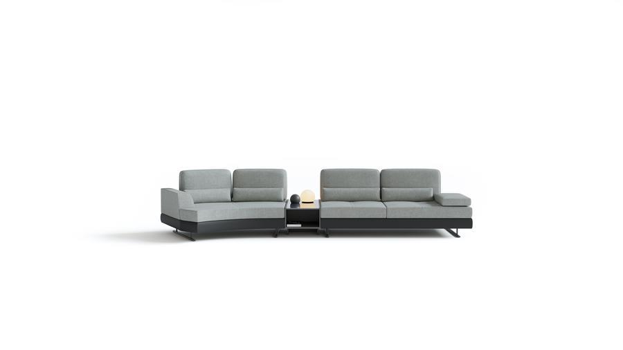 MONY MOON Sofa with Table