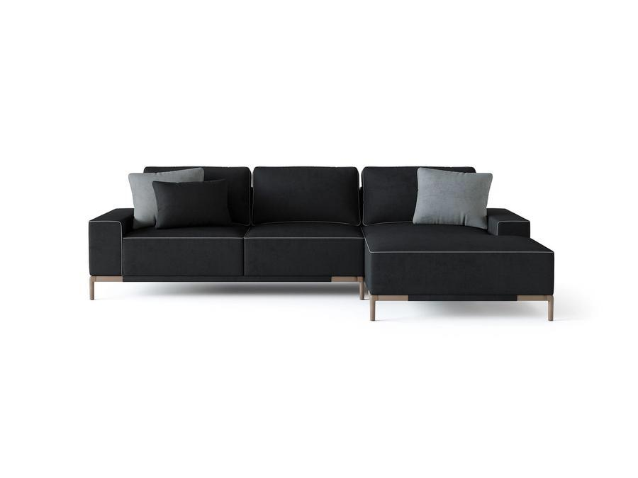 GOLA Wide Chaise Sofa